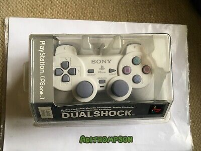 Sony psone ps1 PlayStation sealed dual shock controller brand new dualshock