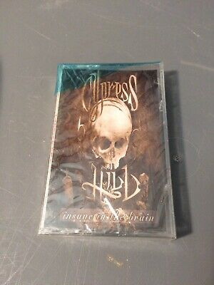 Cypress Hill Insane In The Brain Factory Sealed Cassette Maxi Single H3