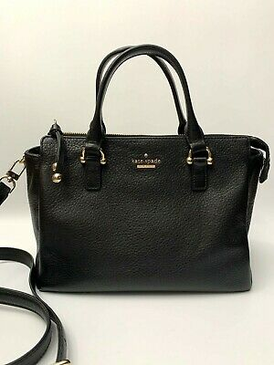 Kate Spade New York Lombard  Street Bradie  Medium Satchel - Black