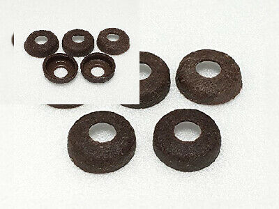100 Coleman Lantern /& Stove Pump Cup Real Leather Washers (General Model)