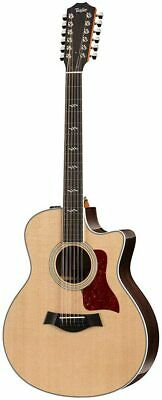 New Taylor 456ce ES2 12-String Acoustic Guitar From Japan