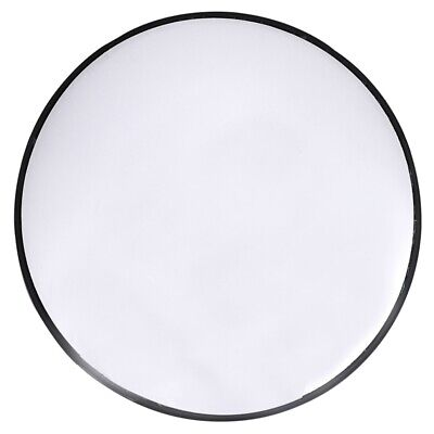 30Cm Wide Angle Security Road Mirror Curved for Indoor Burglar Outdoor Safu P5D9
