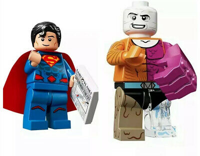Lego 71026 Minifigures - Series Dc Super Heroes - Metamorpho & Superman - New