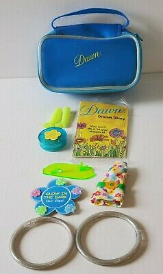 Dawn Doll Bag With Accessories. New.