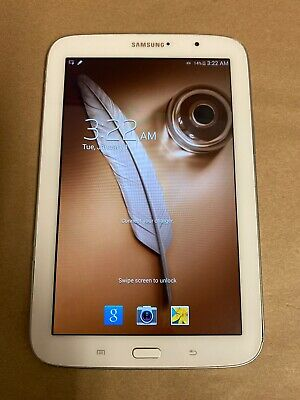 Samsung Galaxy Note GT-N5110 16GB, Wi-Fi, 8in - Marble White