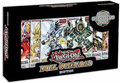 1x - Duel Overload Box Sealed YGO SEALED Yu-Gi-Oh Box Sets