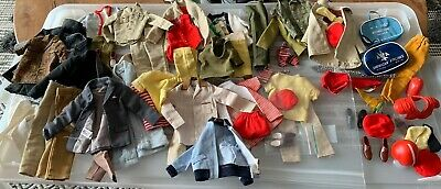 Vintage Ken Clothing Lot And Accessories.