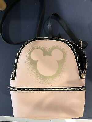 Girls Typo Backpack Minnie Mouse