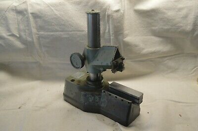 Sheffield Model 1000 - Comparator Stand Anvil Included