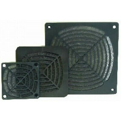 80mm Plastic Fan Guard / Filter Kit