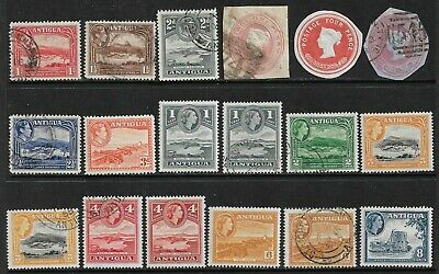 BRITISH COMMONWEALTH Diverse Early Mint and Used Issues Selection (Mar 305)