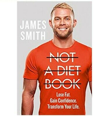 Not A Diet Book by James Smith - Paperback - Free Postage