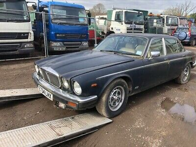 Jaguar xj6 series 3  5.3 litre v12 auto PROJECT 1987 DOUBLE SIX