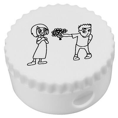 'Offering Flowers' Compact Pencil Sharpener (PS00000020)