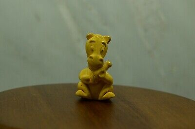 24K Yellow Gold Chinese Feng Shui Hollow Figurine -Year Of The Horse