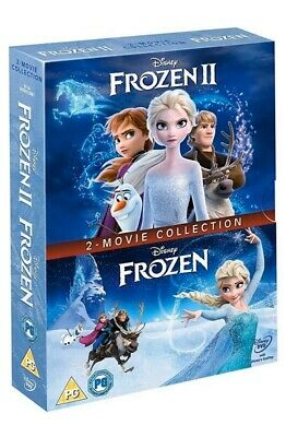 Frozen: 2-movie Collection [DVD] Brand New / Sealed