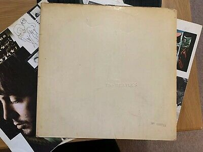 beatles white album vinyl lp
