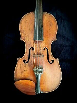 Fine Early Violin   1792   Lovely Instrument. Very Old Violin
