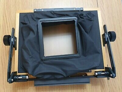 Chamonix To Arca Swiss Changing Kit 5X8 With Holders Large Format Camera
