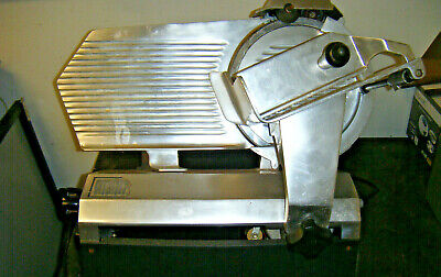 Commercial Deli Meat Slicer. Reninghaus Astra. Made in Italy