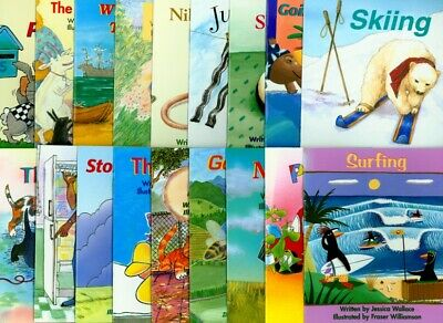 First Links FIRST CONCEPTS x 18 early readers LEARNING TO READ Children's Books