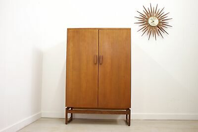DELIVERY £60 Mid Century Retro Quadrille Compactum Wardrobe by G-Plan