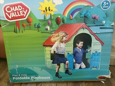 Chad Valley Foldable Playhouse