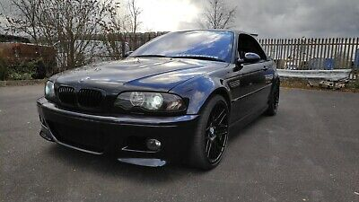 BMW M3 E46 3.2 -- MANUAL-- convertible with Hardtop