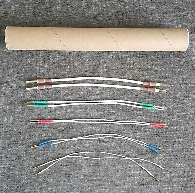 Mil-Spec Avionic AWG Pin Socket Test Lead Set for Aircraft Plugs and Connectors