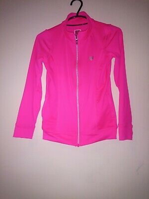 TU girls sports jacket age 9 yrs