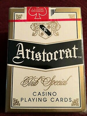 The Reserve Casino Nevada 1998-2001 Aristocrat Playing Cards Sealed RARE NEW