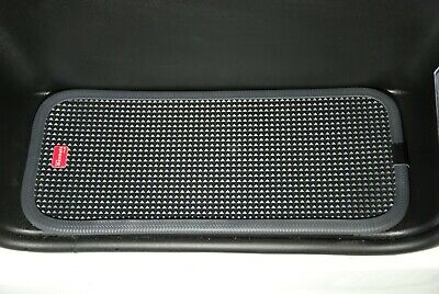 Fiat Ducato/Peugeot Boxer 2007 On Rubber Cab Step Mats With Black Pvc Edging