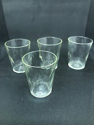 EAPG   Bryce Brothers Co Child's Toy Tumbler Glass No 1000 Diamond Quilted 1885