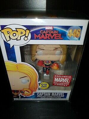 Funko Pop #446 Captain Marvel Exclusive Smugglers Bounty *Sale read post