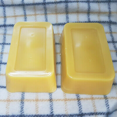 1 kg Australian Beeswax Unbleached 3X Filtered Candles/Soap/Balm/polish/Wraps
