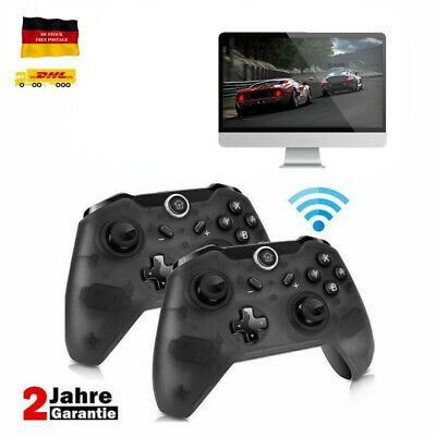 Wireless Bluetooth Gaming Controller Gamepad Pro + Ladekabel Für Nintendo Switch