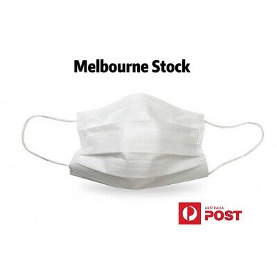 10pc Surgical M Melbourne Stock 3Layers ear loop