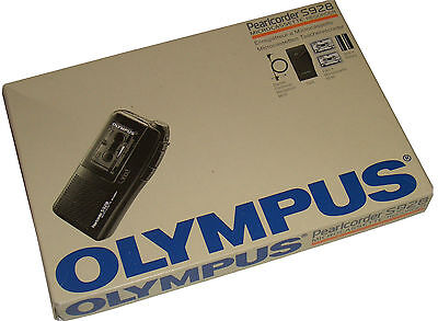 Olympus S928 S 928 Voice Recorder Playback Device Black 25