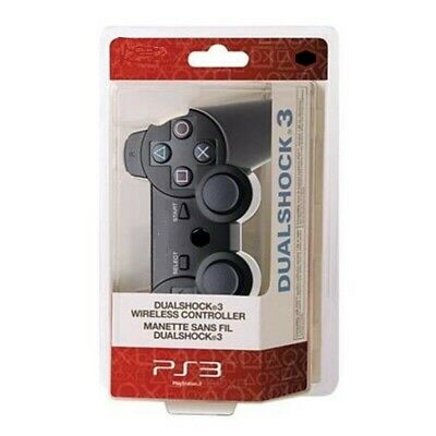 Ps3 DualShock 3 Gamepad controller Top Quality Generic version Ps3 6axis - Black