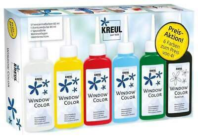 KREUL Window Color Aktions Set