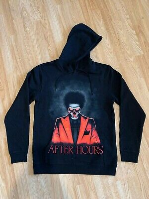 The Weeknd After Hours Hoodie OFFICIAL