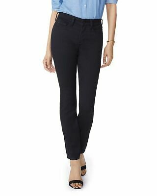 NYDJ Womens Alina Legging Skinny Jean Co Black Dark Blue VARIETY