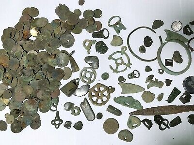 Ancient jewelry. Very Big lot!