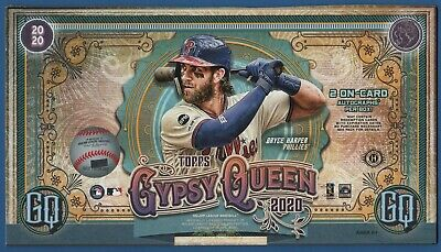 2020 Topps Gypsy Queen Baseball Base Cards 1-150 Pick Choose Flat Rate Shipping
