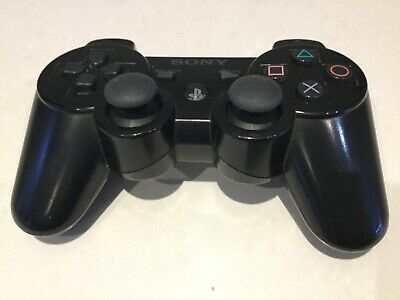Sony DualShock 3 Wireless Controller For PlayStation 3 CECHZC2E Black FAULTY
