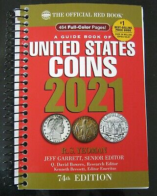 Wholesale Lot Of (10) Books: 2021 Whitman Red Book United States Coins! New!