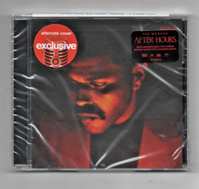 The Weekend After Hours Target Exclusive CD Blinding Lights