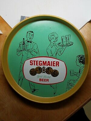 STEGMAIER Beer Tray - 1962 - PA