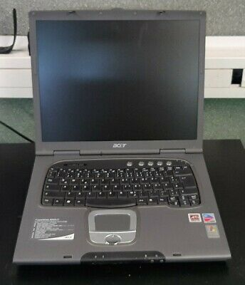 Ordinateur Portable Acer Travelmate 8002Lci  /Centrino 1.5Ghz