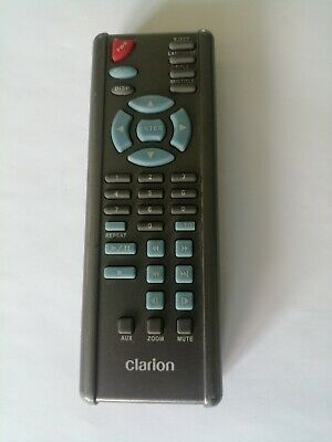 Clarion Car DVD Player Handheld Remote Controller